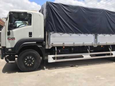 Xe tải isuzu NQR75ME4 thùng dài đáp ứng nhu cầu cho khách hàng.