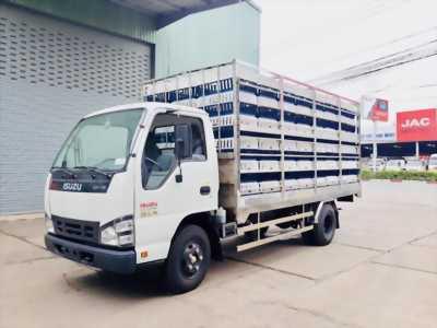xe tải isuzu qkr chở gia cầm 1.9 tấn