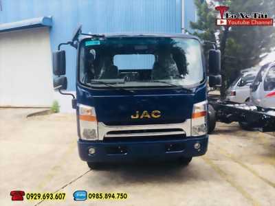 Jac thùng 5m3 - Jac N650 6.5 tấn thùng dài 5m3 đời 2019 Euro5