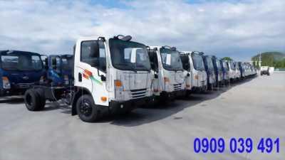 Bán Xe Tera 250 Động Cơ Hyundai Tặng Thùng 3m8