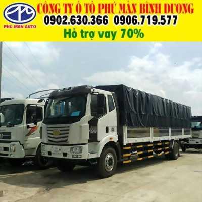 Xe tải 8 tấn – Faw 2 chân tải 8 tấn thùng dài 10m