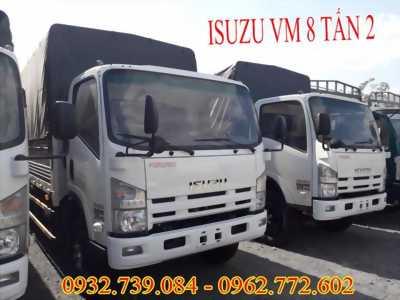 Xe tải Isuzu Vĩnh Phát 8 tấn 2 100 triệu nhận xe