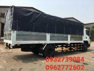 Xe Tải Vĩnh Phát 8 tấn 2 thùng dài 7m