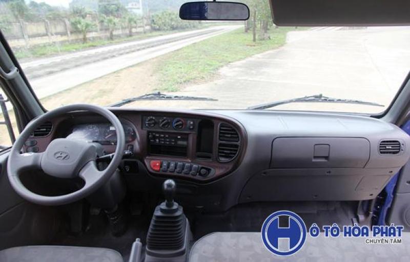 Xe tải Hyundai Hd700 7t thùng 5m giá rẻ