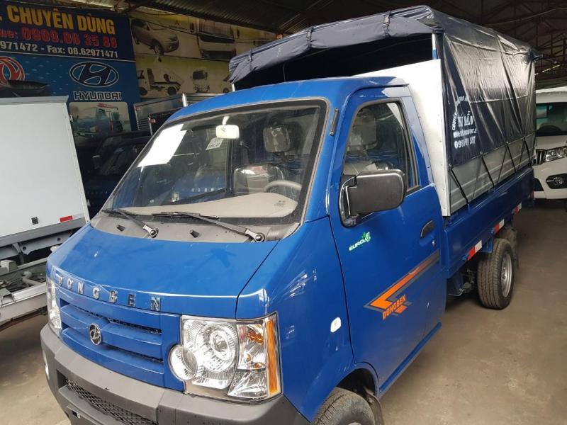 Bán thanh lý xe tải Dongben 870kg giá tốt nhất Sài Gòn