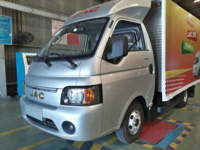 Xe tải Jac 990kg - 1t25 đời 2018, hỗ trợ trả góp 90%