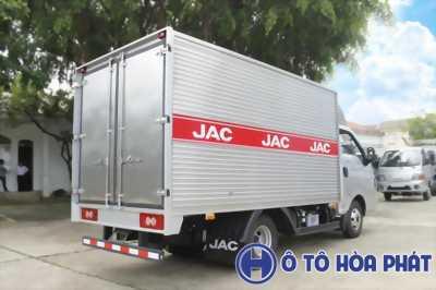 Xe tải 1T5 Jac X5 Động Cơ Isuzu Bao Phí Giấy Tờ Bình Dương