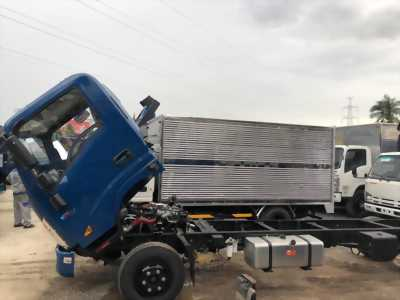Xe tải Veam 1T9 thùng dài 6m mới 100% ở Bình Dương