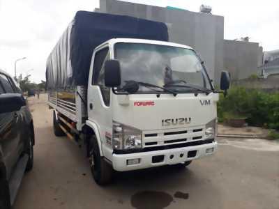 Xe tải Isuzu 1t9 lắp ráp 3 cục, thùng dài 6m2 tại Lái Thiêu