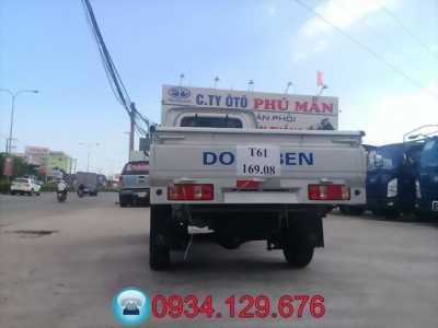 Mua bán xe tải Dongben 870kg thùng dài 2.45 mét trả góp