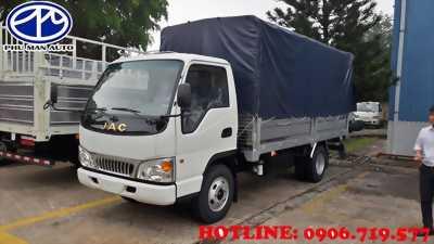 Xe tải JAC 2 tấn 4 thùng dài 4m3
