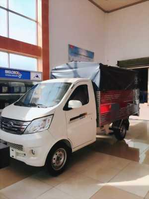 Xe tải tera100 thùng mui bạt 990kg