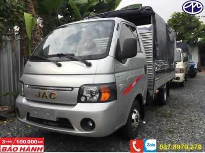 Xe tải thùng JAC X99 , 990KG, đủ các loại thùng , giá tốt , dòng EURO4