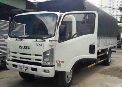 Bán xe tải Isuzu VM 8T2 thùng dài 7m giá ưu đãi. Gía trọn gói xe tải Isuzu VM 8T2
