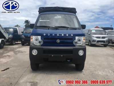 Xe Tải Dongben 870kg/ Dongben 870kg tải nhỏ vào thành phố