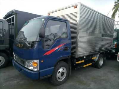 xe tải 2,4 tấn jac trả góp giá cực tốt