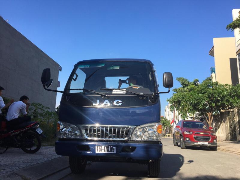 Xe Tải DOTHANH IZ49 2 tấn 4_Vào Thành Phố_Phiên Bản 2019