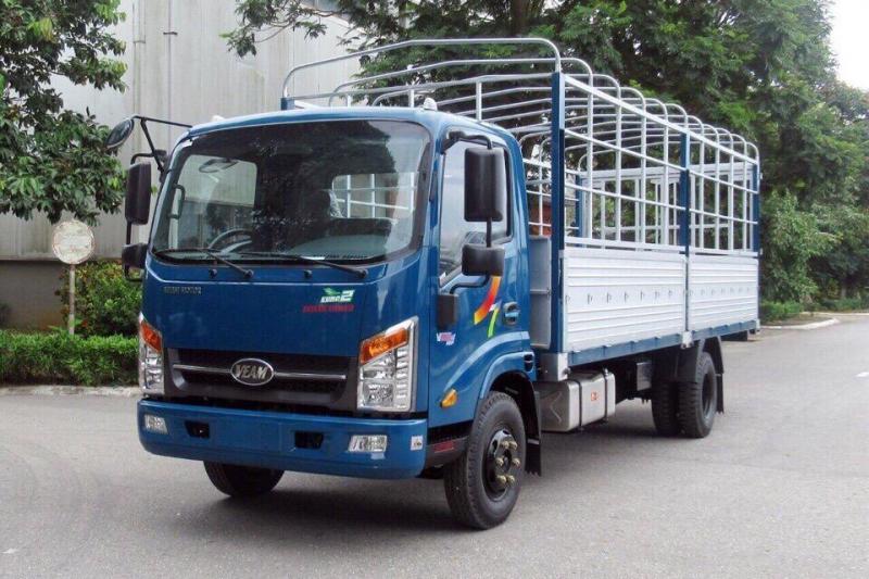 Xe Tải Veam 1 tấn 9_ thùng dài 6 Mét 2_Phiên Bản 2019