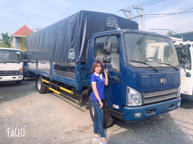 Xe Tải Hyundai 7 tấn/ hyundai 7,3 tấn thùng dài 6 mét 2