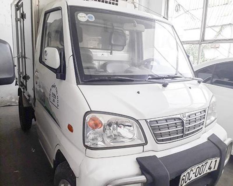 mua bán xe tải 550kg  thùng đông lạnh Veryca CMC