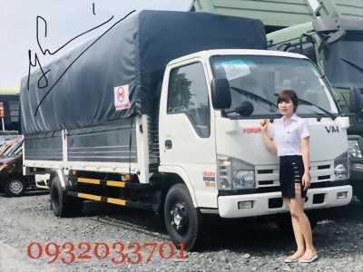 Xe Tải Veam 1t99/ Veam 1 tấn 9 máy isuzu/ giá veam 1t99 thùng bạt