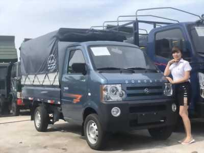 Xe Tải Dongben 870kg/ Dongben 1 tấn/ Dongben 870kg thùng bạt