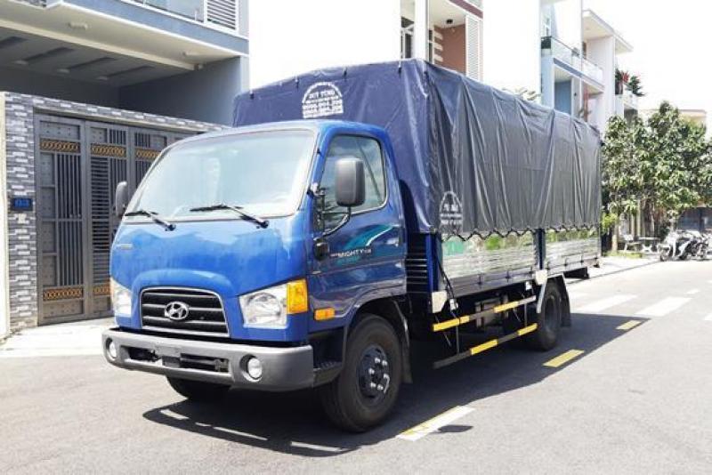 Xe Tải Hyundai 2,4 Tấn N250SL/ Xe hyundai 2 tan thung bat/ trả góp giá cực tốt