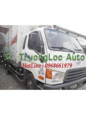 Bán xe tải hyundai hd 72 tải 3.2 tấn đời 2009 thùng đông lạnh