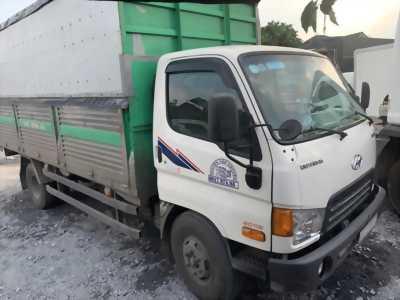 Bán Xe Tải Tải Hyundai Hd 120 s tải 8 Tấn thùng bạt cũ