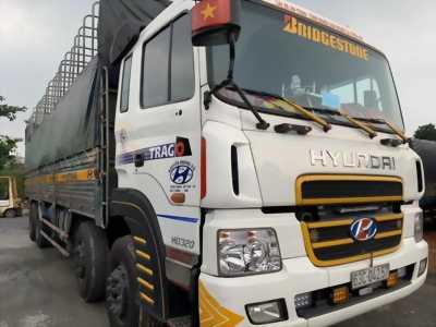 Hyundai hd 320 2014 tải 17 tấn thùng 9 m 7