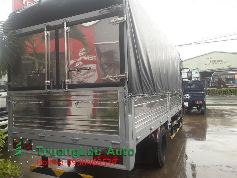 tera 245 l tải 2.4 tấn thùng 4.4 m báo giá