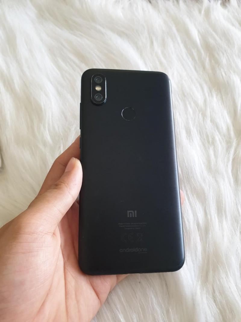 Xiaomi Mi A2 màu đen