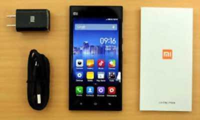 Thanh lý 20c. Xiaomi Mi3 Full Box. 16 GB. Ram 2g