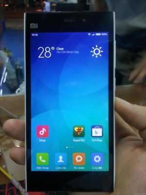Xiaomi mi 3w cần bán