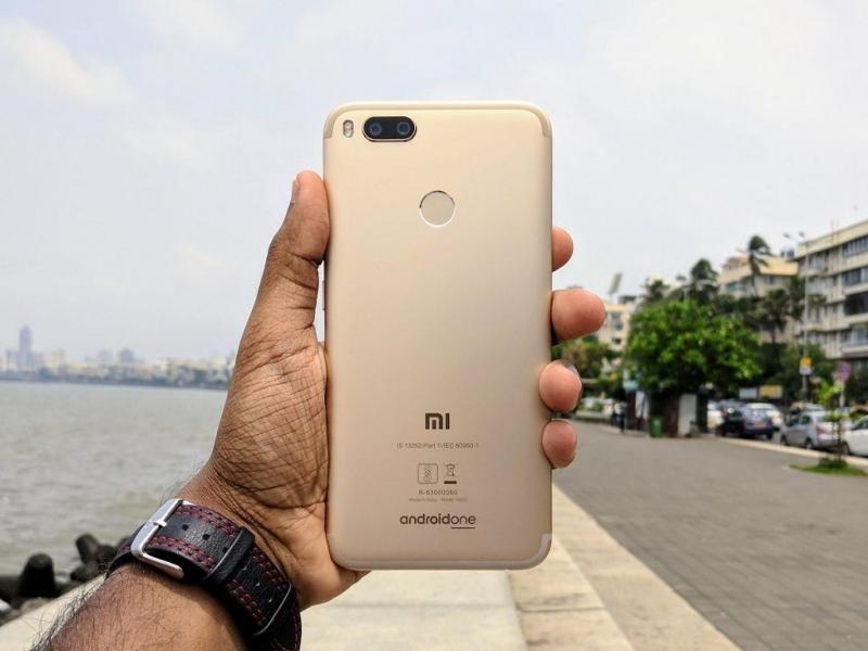 Xiaomi Mi A1 Vàng 64 GB giao lưu