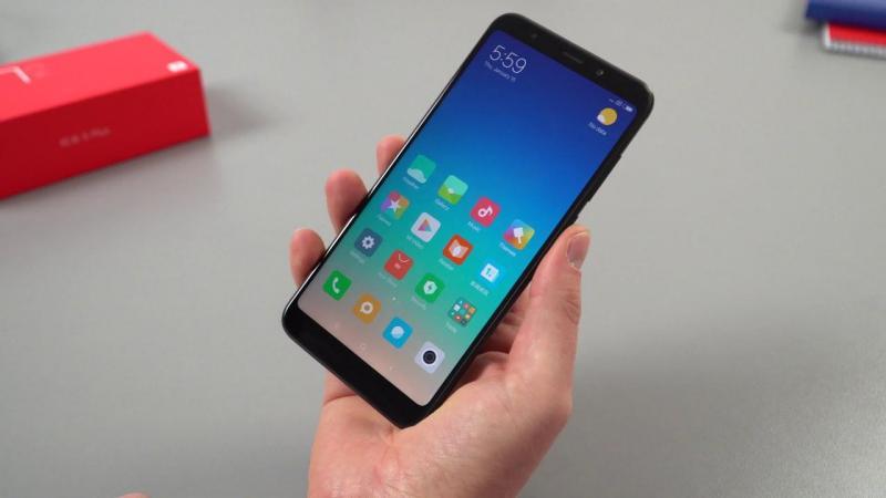 Xiaomi redmi 5 plus chính hãng FPT