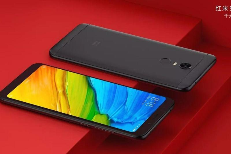 Xiaomi remi 5 plus