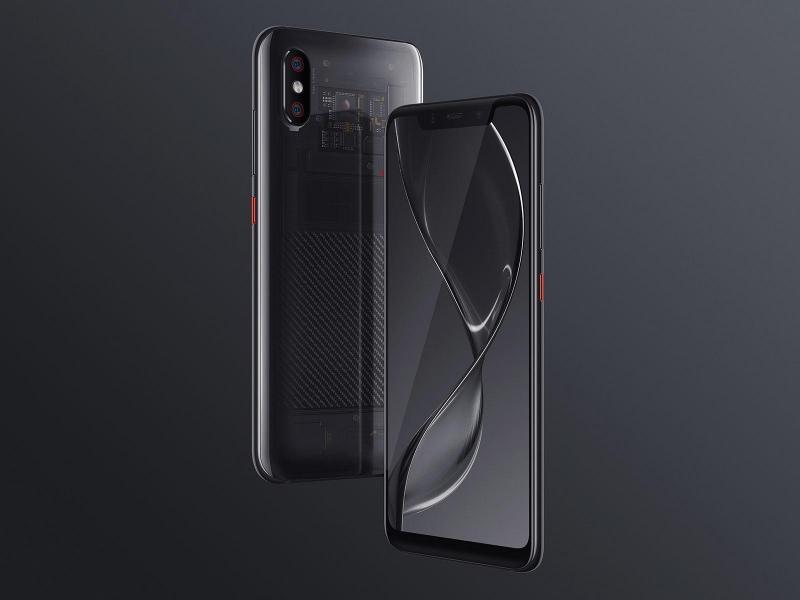 Xiaomi Mi 8 đen mới mua mấy ngày