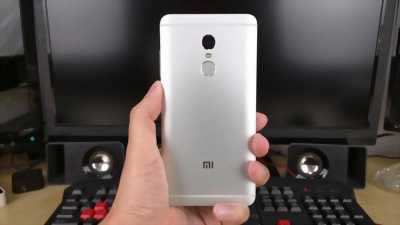 Xiaomi Redmi Note 4/4X Đen 32 GB