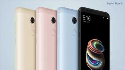 Xiaomi Redmi Note 5 Pro màu đen