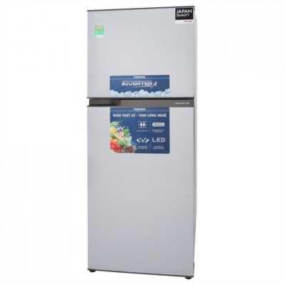 Bán tủ lạnh toshiba nhà dang dung do cần đổi tu