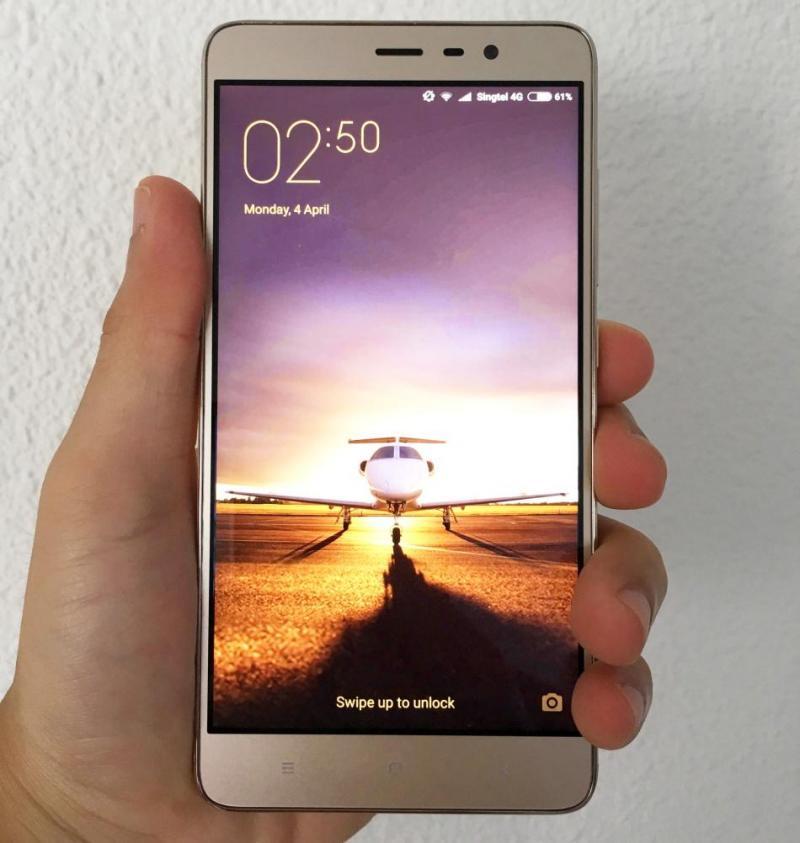 Xiaomi noet3 huyện trảng bàng