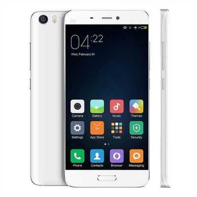 Xiaomi Mi5 Đen gam 3gb,bô nho 32 GB