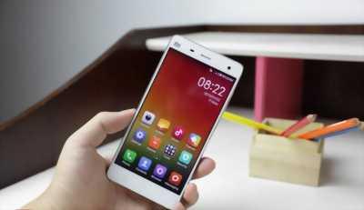 Xiaomi Mi4 Trắng gam 3 giao lưu iphone