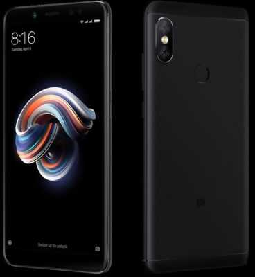 Xiaomi redmi note5 đen fpt