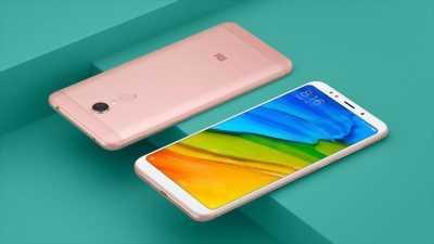 Redmi 5 plus 3Gb+32Gb mới 99% giá tốt!