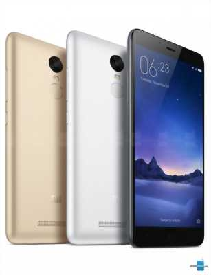 Xiaomi Redmi Note 3. Ram 3GB