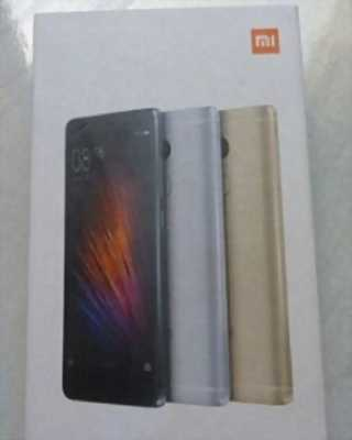Xiaomi Redmi Note 4 Gold bản 3G/64GB fullbox 99,9%