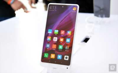Xiaomi Mi Mix 2s Trắng Sứ Fullbox Hoá Đơn Qte