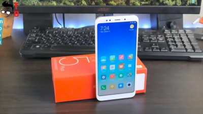 Xiaomi Redmi 5 Plus Gold BH TGDĐ 3/2019 quận 3